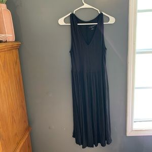 black liz lange maternity dress size L